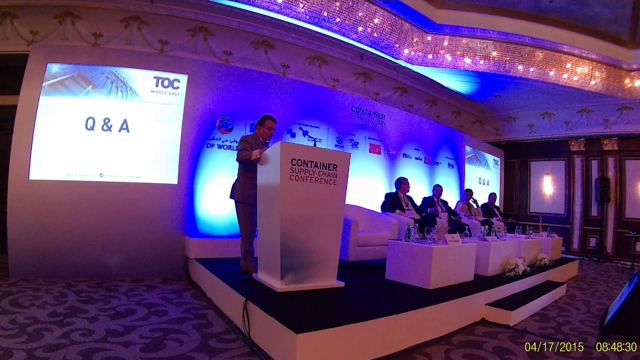 TOC Middle East 2015