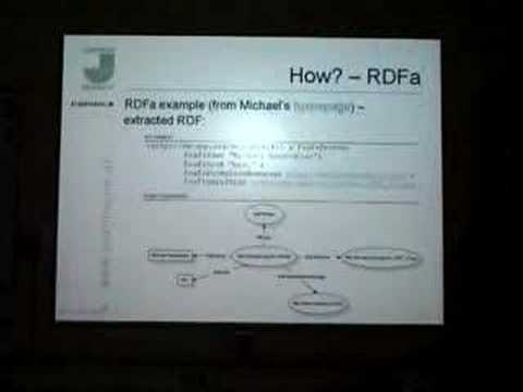 RDFa-deployed Multimedia Metadata - Tutorial, Part 3