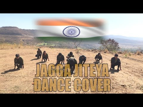 URI | A Tribute To The Indian Army | Dance Cover | Jagga Jiteya | Soul To Sole |