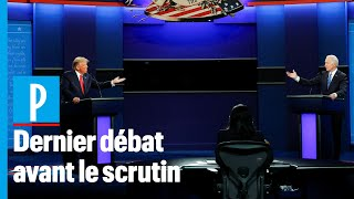 Débat Trump/Biden : quelques coups mais pas de KO