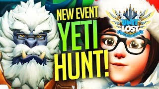 Overwatch - MEI'S YETI HUNT! BOSS MODE!! Return to Winter Wonderland!