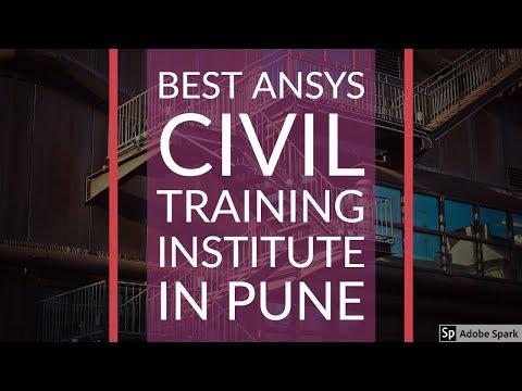 Ansys Civil Classes - CADD Centre