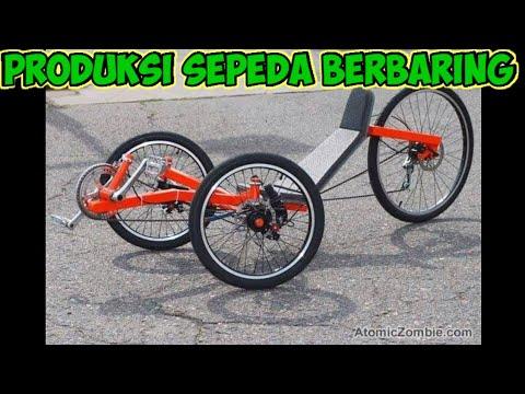 Cara Membuat Sepeda Roda 3 Tutorial Merakit Recumbent Bike Trikes Perakitan Sepeda Part 1 Youtube