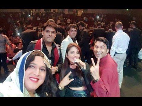 The Kapil Sharma Show Team Performed in Abu Dhabi