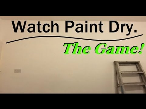 Best Steam Game Ever? - Watch Paint Dry - LOL - YouTube