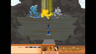"DragonFable PlayThrough Episode ""Sir Jing and Sir Prize"""