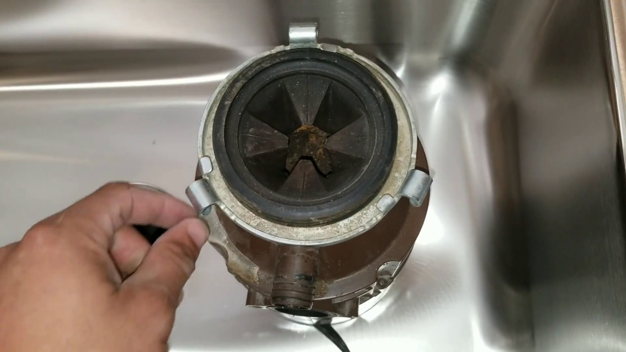 Garbage Disposal Humming Not Working Clogged You Can Fix It Youtube