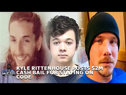 Kyle Rittenhouse Posts $2M Cash Bail For Staying On Code
