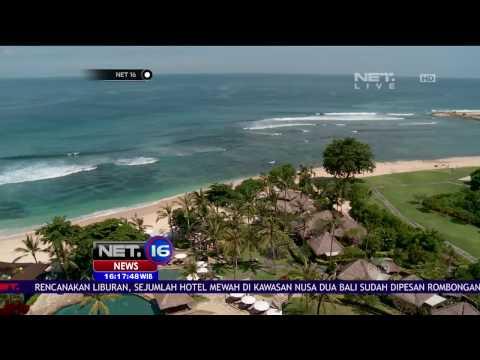 Fasilitas Hotel Mewah Untuk Raja Salman Di Bali - NET16