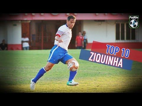 TOP 10: gols de Ziquinha pelo Friburguense