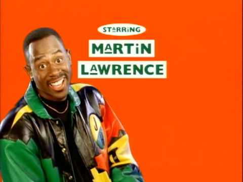 Martin - Seasons 1 & 2 - Intro