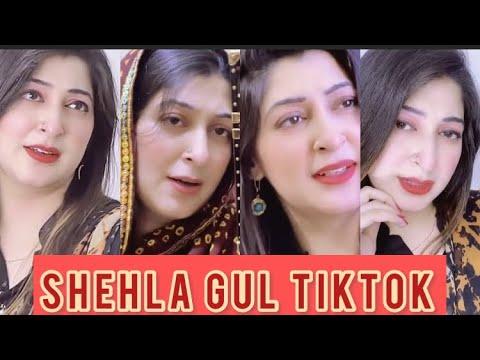 Download shehla gul tiktok