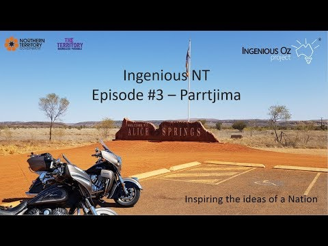 3. Ingenious Oz Project NT - Parrtjima