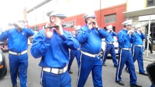 Saltcoats Protestant Boys own Parade 2014
