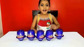 Cadbury Lickables toys opening surprise | cadbury lickables unboxing |  surprise toys | India 2017 thumbnail