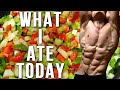 WHAT I ATE TODAY | VEGAN LIFTER