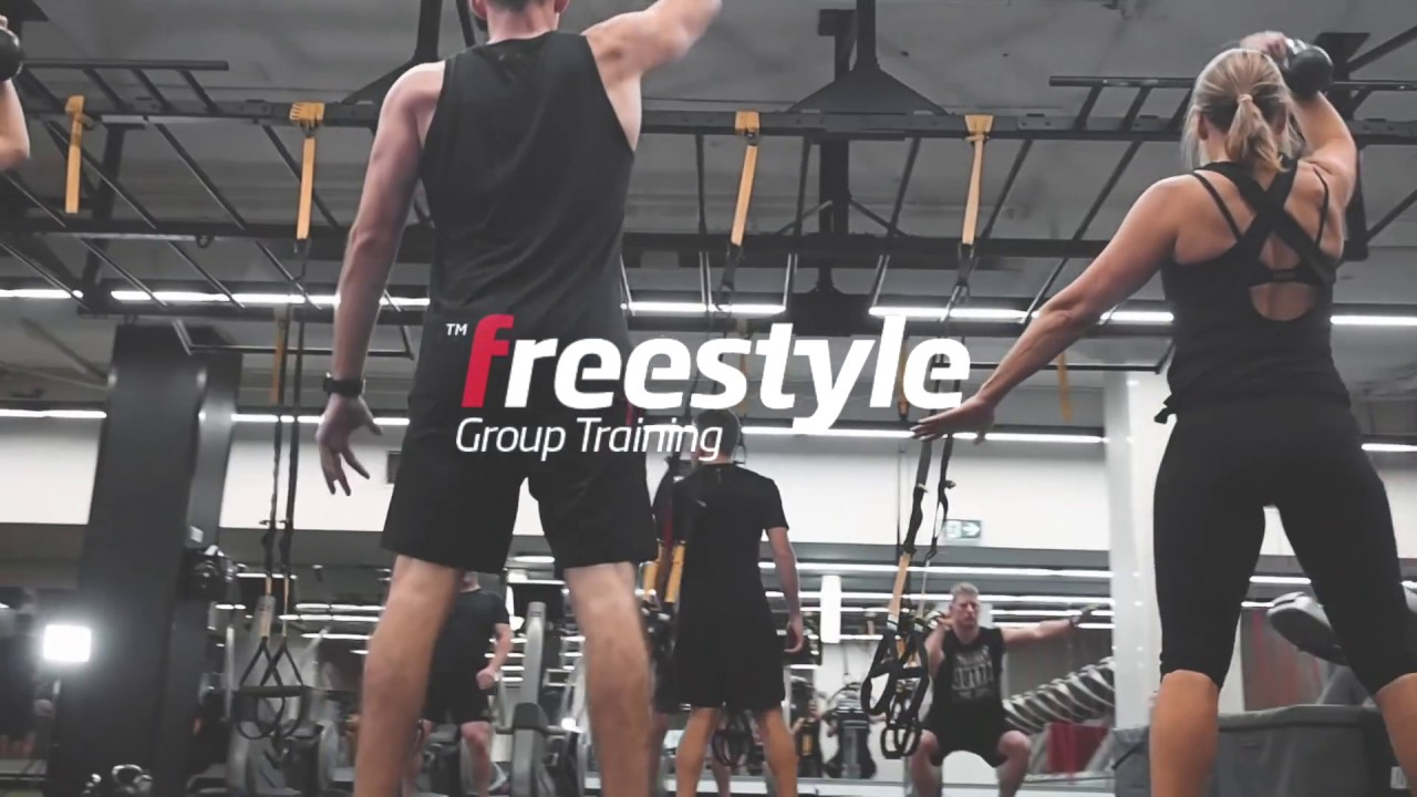 Freestyle group training strength