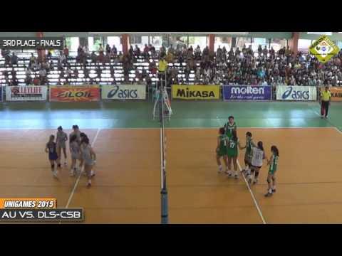 Arellano University vs De La Salle-College of Saint Benilde UNIGAMES
