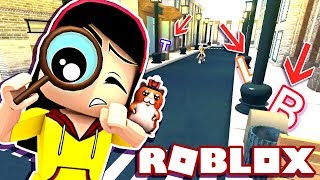 Find them ALL!!! - Roblox I Spy! - DOLLASTIC PLAYS!