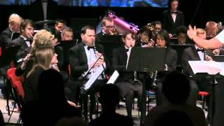 """Sandwell Youth Concert Band playing """"Queen in Concert"""""""