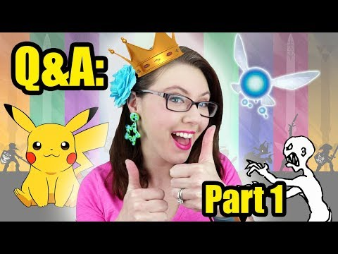 Q&A Part 1: Life, Legend of Zelda, & the Channel