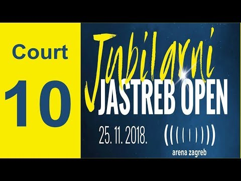 20th JASTREB OPEN - CUP OF THE AMBASSADOR OF THE REPUBLIC OF KOREA - COURT 10