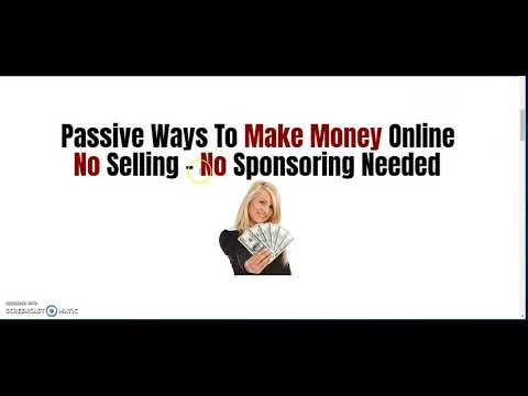 Expasset Results / Aws Mining Results / Passive Ways To Make Money Online No Selling No Sponsoring