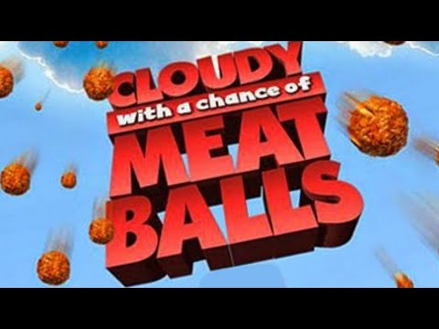 Cloudy with a Chance of Meatballs (Wii) Playthrough Part 1