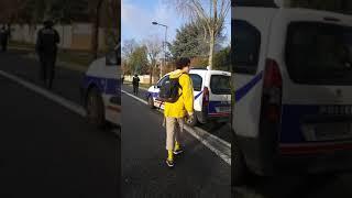 Manifestation Lycéenne  du 10 décembre 2018 - Compiègne