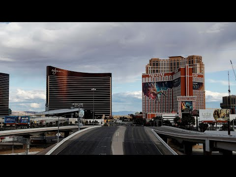 """Las Vegas Mayor: Offered city as """"control group"""" sample"""