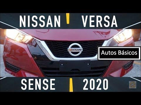 Nissan Versa 2020 BASICO El Rival A Vencer