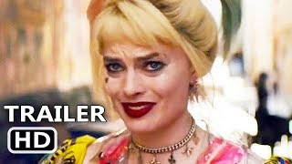 BIRDS OF PREY Trailer (2020) Margot Robbie Drama Movie