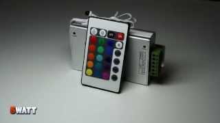 Контроллер RGB OEM 12A-IR-24 кнопки обзор и спецификация(, 2014-04-04T15:49:45.000Z)