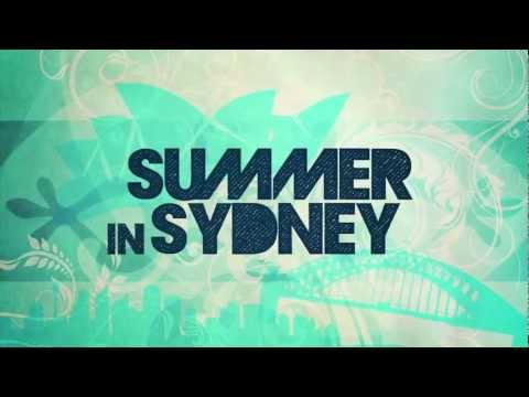 Summer in Sydney TV Show Bumper