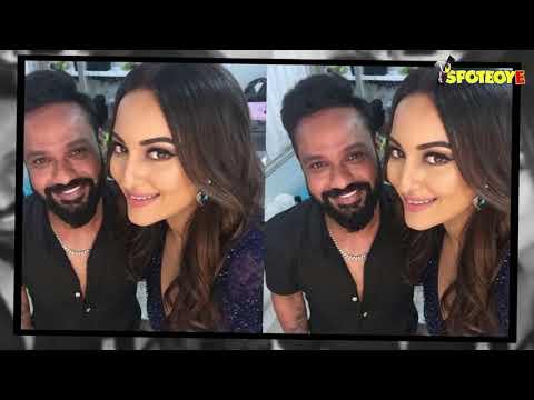 Sonakshi Sinha's Make Up Artiste Nilesh Parmar Passes Away due to Cardiac Arrest   SpotboyE