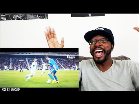 Cristiano Ronaldo ● The Man Who Can Do Everything -HD REACTION