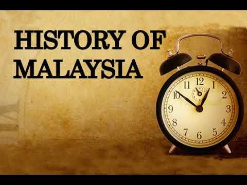 History of Malaysia