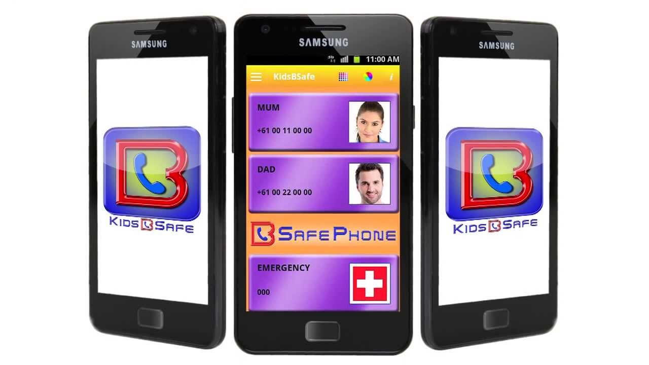 Cool apps for kids on android with KidsBsafe Child Safety ...