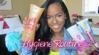 Kelsey's Hygiene Routine