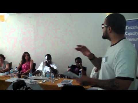 CEO & Producer of Bongo Records P Funk Majani speaks (Michuzi Blog)