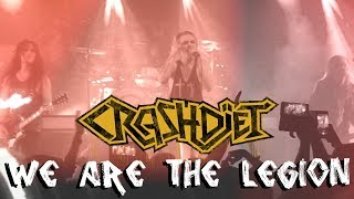 Смотреть клип Crashdïet - We Are The Legion