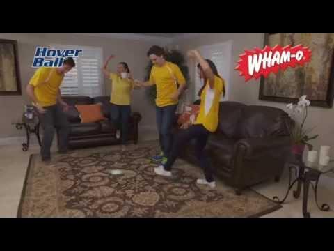 Ongekend Wham-O | Hover Ball: dé voetbal voor binnen! - YouTube RI-42