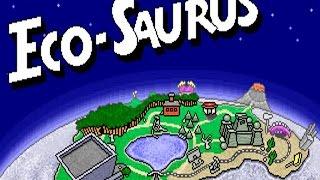 Eco-Saurus gameplay (PC Game, 1991)