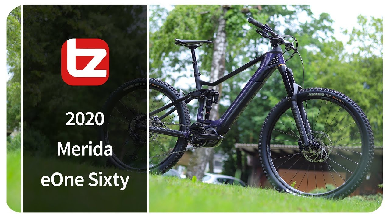 Merida eOne Sixty Review | Tredz Bikes