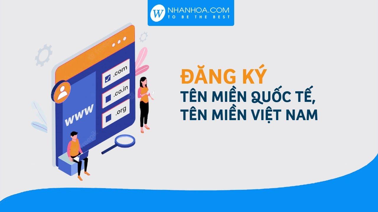 [Nhanhoa.com] Đăng ký tên miền Quốc tế, Việt Nam tốt nhất tại Nhân Hòa Hosting 2017