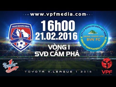 Xem lại: Than Quang Ninh vs Sanna Khánh Hòa BVN