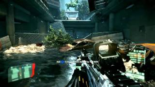 Crysis 2- xbox 360 gameplay