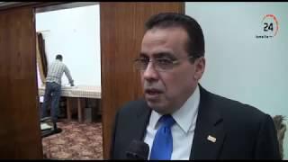 تدشين الكلية المصرية الصينية للتكنولوجيا التطبيقية