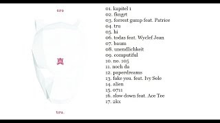 Cro - Tru - Album Tracklist