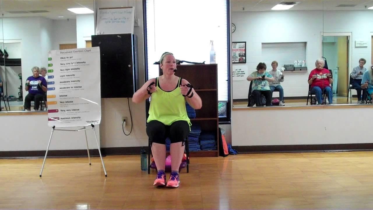 Senior Fitness - YMCA - YouTube